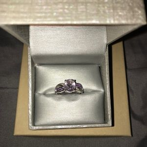 Sterling silver Zale's ring
